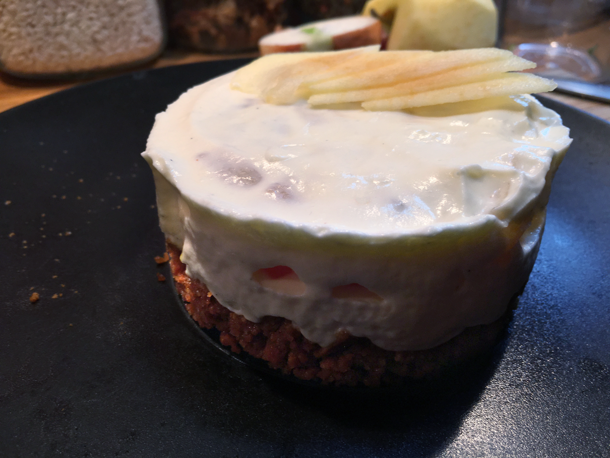 Shitty no bake cheesecake